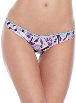 Just Cavalli Printed Bikini Bottom