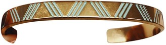 Thomas Laboratories Anne Gold Metal Bracelets