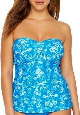 CoCo Reef Women's Five Way Tankini Bikini Top Swimsuit