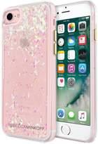 Rebecca Minkoff Stylish Liquid Glitterfall Protective Case for iPhone 7 - Hollographic Cofetti Glitter