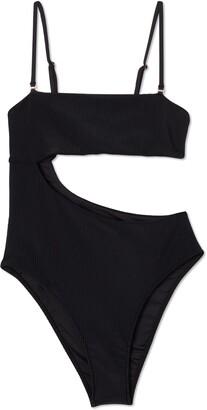 Frankie's Bikinis Carter One-Piece Suit