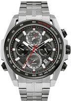 Bulova UHF Precisionist Mens Stainless Steel Chronograph Watch 98B270