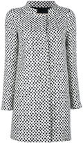 Herno spotted jacket - women - Polyester/Viscose/Cotton/other fibers - 48