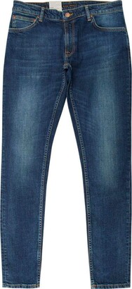 Nudie Jeans Women's Skinny Lin Indigo Treasure 31/30