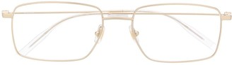 Montblanc MB0076O rectangular-frame glasses