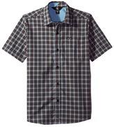 Volcom Harper Short Sleeve Shirt Boy's Short Sleeve Button Up