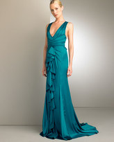 Long Siren Gown