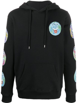 Soulland Will fleece hoodie