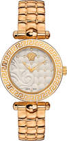 Versace VQM120016 Micro Vanitas gold-plated ceramic watch