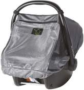 SnoozeShade Deluxe Infant Car Seat Canopy, Blocks Up to 97.5-Percent of UV and Helps Baby Nap