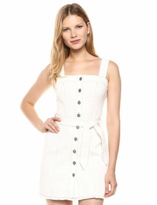 The Fifth Label Women's Instance Sleeveless Buttondown Casual Short Dress