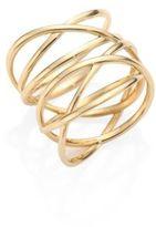 Lana Bond 14K Yellow Gold Link Ring