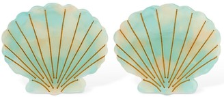 Valet Studio Set Of 2 Ursula Shell Hair Clips