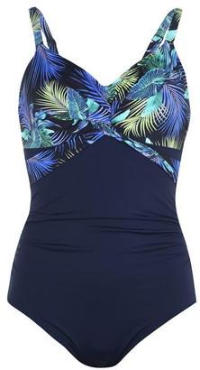 Fantasie Coconut Grove Underwired Twist Front Swimsuit