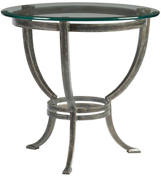 Artistica Andress Side Table - St. Laurent Iron