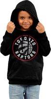 WYKKZXN Little Boys Girls Toronto Raptors Primary Logo Pullover Hoodie