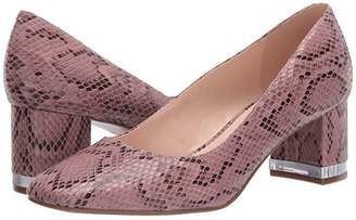 Bandolino Claire 2 (Pink Snake) Women's Shoes