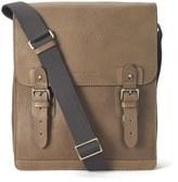 Aspinal Of London Small Shadow Messenger Bag Tan