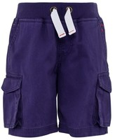 Joules Blue Pull Up Cargo Shorts