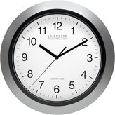La Crosse Technology WT-3102S 10-Inch Atomic Analog Wall Clock