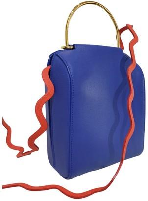 Roksanda Blue Leather Handbags