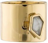 Alexis Bittar Bezel Crystal Ring