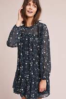 Velvet by Graham & Spencer Ruffled Star Swing Dress