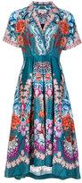 Temperley London Pipe dream belt dress