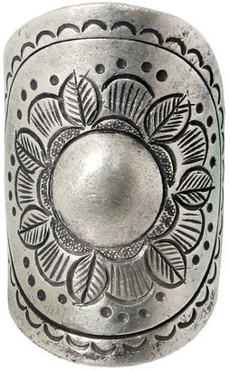 "Novica Artisan Crafted Sterling ""Sunflower Blooming"" Ring"