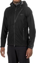 Outdoor Research Linchpin Windstopper® Hooded Jacket - Soft Shell (For Men)