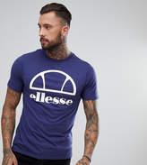 Ellesse Trista Crew Neck T-Shirt In Navy