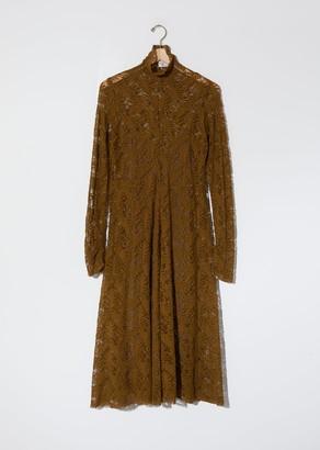 Forte Forte Stretch Lace Dress