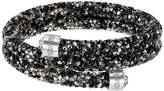 Swarovski Crystaldust Smokey Crystal Wrap Bracelet 5237757