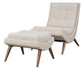Modway Ramp Upholstered Lounge Chair