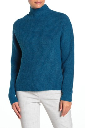 Free Press Cozy Mock Neck Sweater
