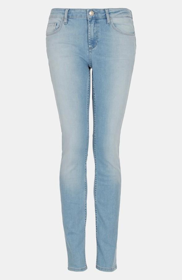 Topshop Moto 'Baxter' Skinny Jeans