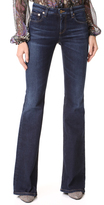 Roberto Cavalli Denim Stretch Dark Wash