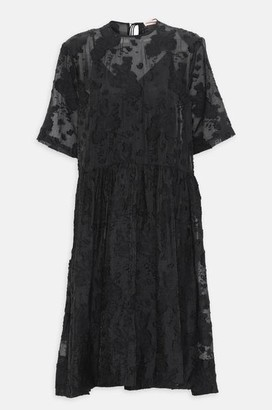 custommade Andrea Dress Anthracite Black - L