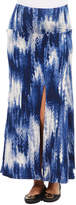 24/7 Comfort Apparel Blue Angel Maternity Skirt