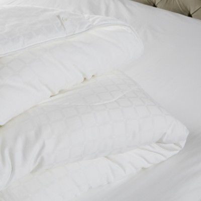 The White Company Soft & Light Breathable Duvet, No Colour, Single