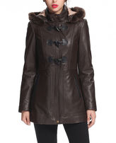 Momo Baby Amanda Toggle Coat-Plus
