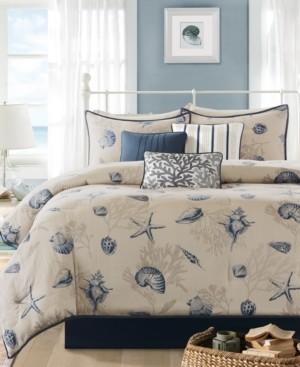 Madison Home USA Bayside 7-Pc. King Comforter Set Bedding