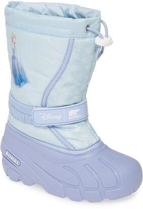 Sorel x Disney Flurry Weather Resistant Snow Boot