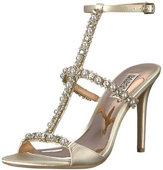 Badgley Mischka Women's Yuliana Heeled Sandal