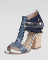 Carrie Colorblock Sandal (Stylist Pick!)