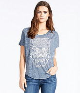 William Rast Stefani Nouveau Graphic Tee