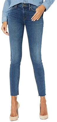 Hudson Nico Mid-Rise Skinny Ankle in Part Time (Part Time) Women's Jeans