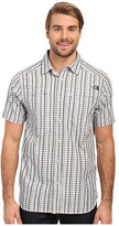 The North Face Short Sleeve Traverse Plaid Shirt