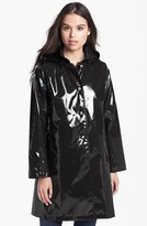 Jane Post Women's 'Princess' Rain Slicker With Detachable Hood