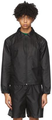 AFFIX Black Technical Coach Jacket